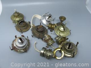 Kerosene Oil Lamp Parts