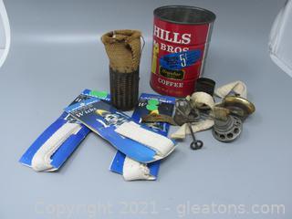 Antique Lamp Parts & Wicks
