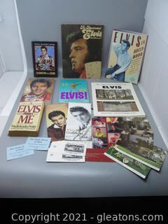 Elvis Books & Memorabilia from Graceland