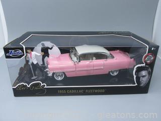 Elvis Pink Cadillac (1955)