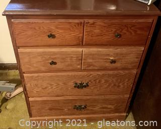Timeless 4 Drawer Small Chest