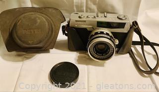 Petri 7 Range Finder 45 mm Camera
