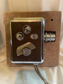 Revere Model 40 Movie Camera