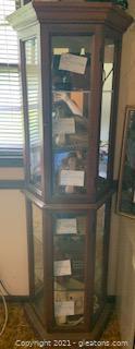 Curio Cabinet II