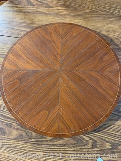 Wooden Lazy Susan Table Top