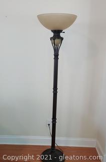 Gorgeous Torchiere Floor Lamp