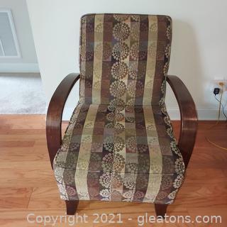 Art Deco Arm Chair
