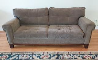 Nice American Signature 2 Cushion Sofa