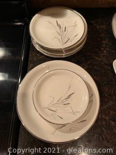 Ceres by Easterling Mismatched Eleven Piece Dishes