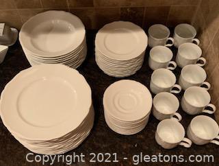 54pc Dishes Set