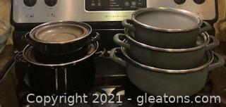 5pc Cookware Lot