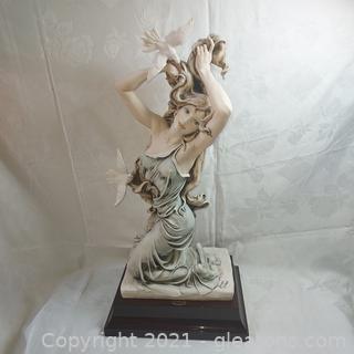 "Giuseppe Armani ""Minerva"" Limited Edition Sculpture Model 1745C"