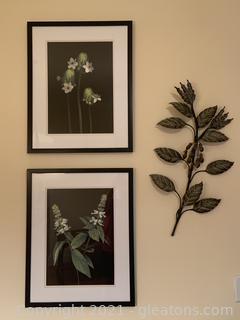 Three Piece Wall Art Collection