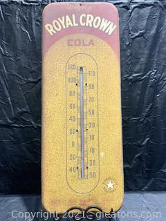 Timeless Royal Crown Cola Thermometer