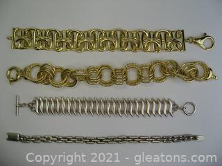 Flexible Bracelet Lot