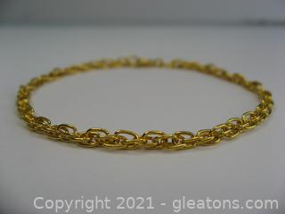 Pretty Link Chain Bracelet