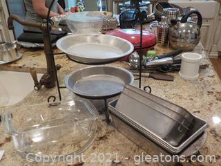Baking Lot (12 Pieces)