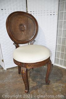 Pulaski Cane Back Chair