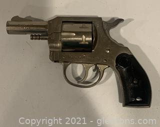 Hand R Model 733.32 Sand W Long Double Action Revolver