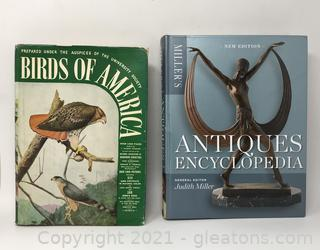 Two Hardback Reference Books Lot