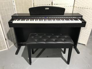 Williams Rhapsody 2 Digital Piano with Bench