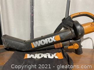 Worx Trivac WG500