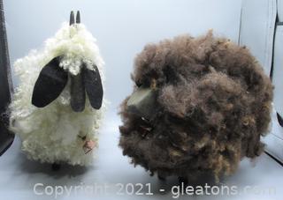 Alpaca Fur Animals