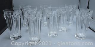 Lenox Butterfly Meadow High Ball Glasses