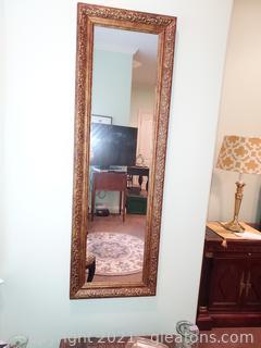 Decorative Door/Wall Mirror