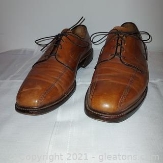Pair of Allen Edmonds Hillcrest Leather Oxfords