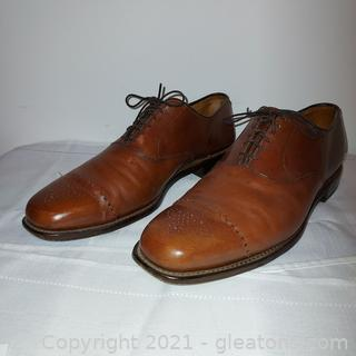 Nice Pair of Allen Edmond Dryden Leather Oxfords
