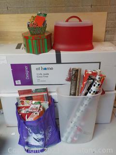 Christmas Wrap Lot