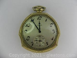 Gorgeous Vintage Elgin Pocket Watch