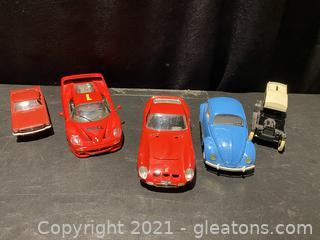 Model Car Lot