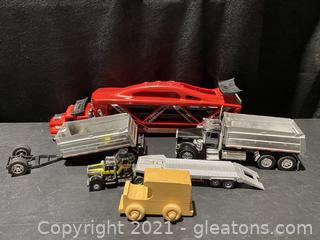 Model Truck Lot