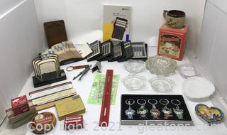 Vintage Office Supplies Lot