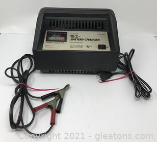 Schumacker Automatic Battery Charger