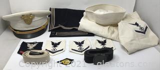 1950s U.S. Navy Memorabilia