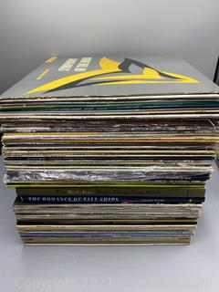 Lot of Records (D)