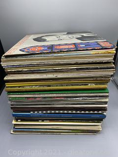 Lot of Records (B)