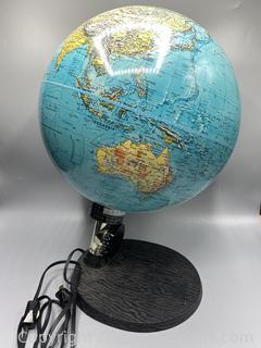 Hammond 1972 Lighted Scan Globe