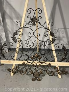 Iron Accent Pieces