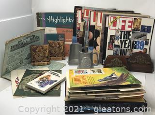Vintage News Lot