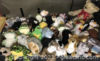 Fun Ganz/Webkinz Collectors Lot