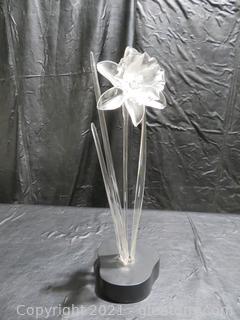 Striking Frabel Glass Daffodil