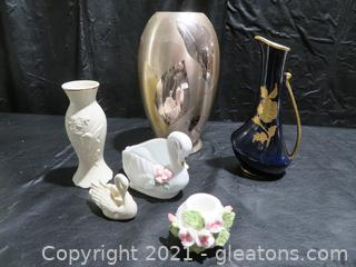 Lovely Home Decor/Vases and More