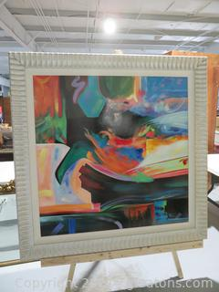 Stunning Chrishawn Art: Reconstruction by Shawn Paul
