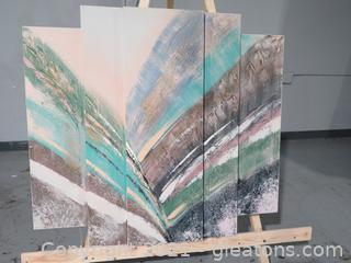 Vanguard Studios Modern Canvas Wall Art