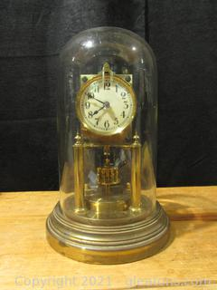 Gustan + Becker Anniversary Clock