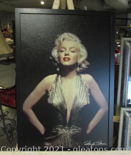 """""""Gentlemen Prefer Blondes"""" Marilyn Monroe"""